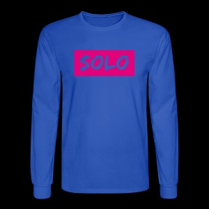 solos logo - Men's Long Sleeve T-Shirt