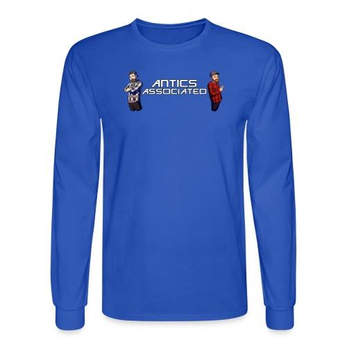 The Antics Crew - Men's Long Sleeve T-Shirt