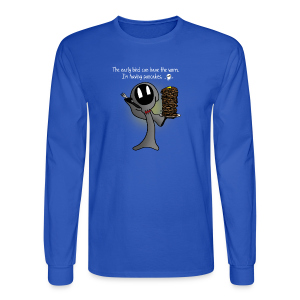 Early Bird - Men's Long Sleeve T-Shirt