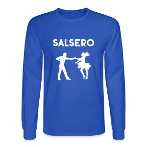 Salsero, Salsa, Latin dancing, bachata, mambo - Men's Long Sleeve T-Shirt