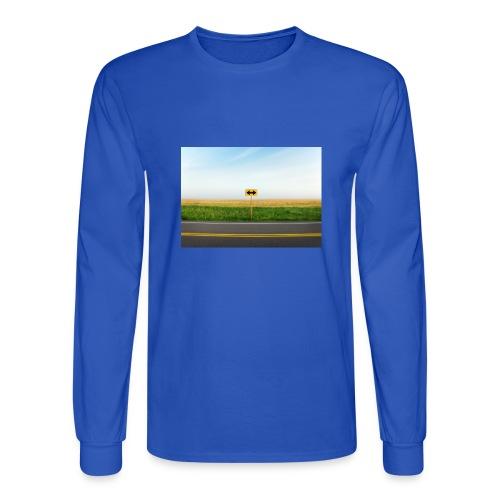 klk; - Men's Long Sleeve T-Shirt