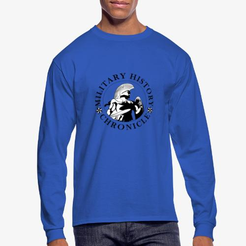 Military History Chronicle - Men's Long Sleeve T-Shirt