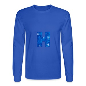 XxHaunter Logo - Men's Long Sleeve T-Shirt