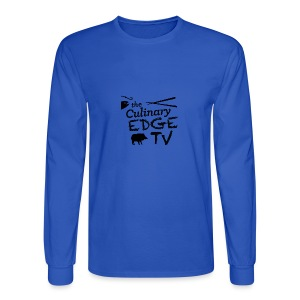 CETV Black Signature - Men's Long Sleeve T-Shirt