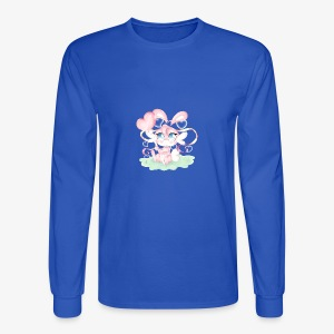 Cute lil bunny - Men's Long Sleeve T-Shirt