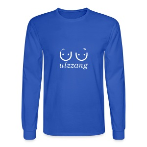 Ulzzang - Best Face - Men's Long Sleeve T-Shirt