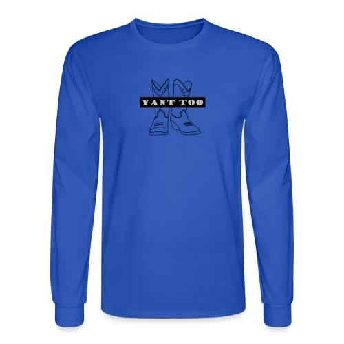 Yant Too - Men's Long Sleeve T-Shirt