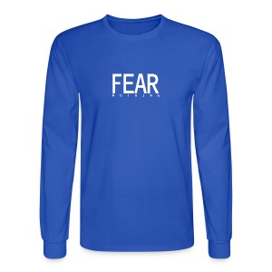 FEAR_NOTHING - Men's Long Sleeve T-Shirt