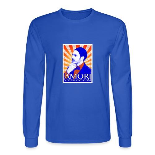 Amori_poster_1d - Men's Long Sleeve T-Shirt