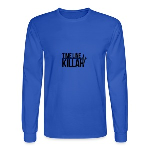 Timeline Killah - Men's Long Sleeve T-Shirt
