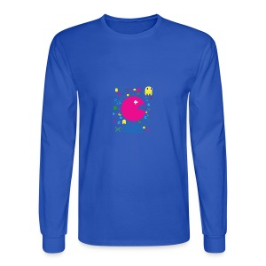 RETRO GAMER - Men's Long Sleeve T-Shirt