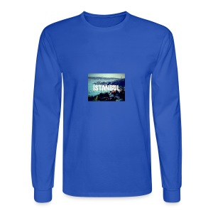 Istanbul Lovers - Men's Long Sleeve T-Shirt