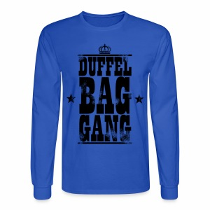 DuffelBagGang Promo T Shirts - Men's Long Sleeve T-Shirt