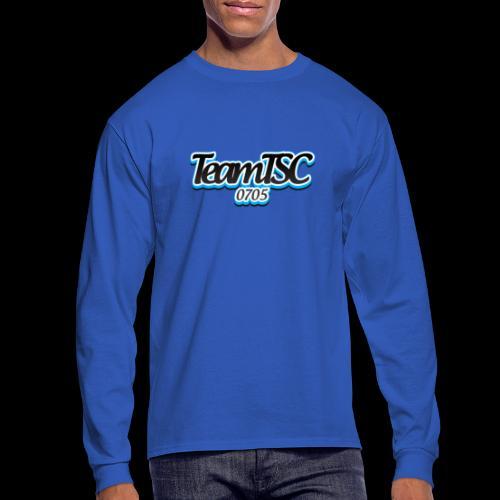TeamTSC dolphin - Men's Long Sleeve T-Shirt