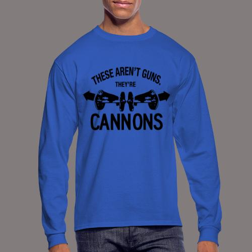 These Aren t Guns - Men's Long Sleeve T-Shirt
