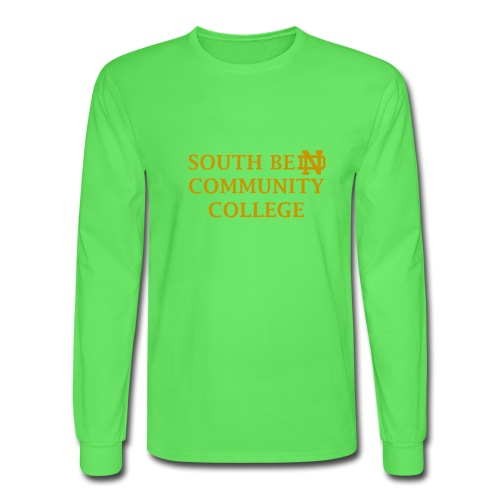 Notre Dame Community College - Men's Long Sleeve T-Shirt