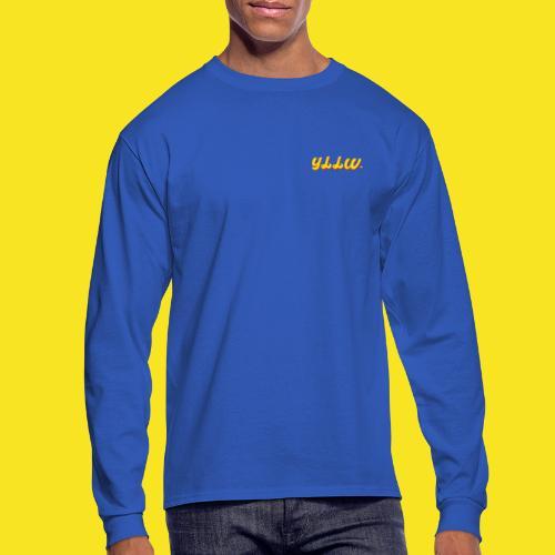 YLLW CLASSIC - Men's Long Sleeve T-Shirt