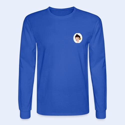 Gianluca Price logo - Men's Long Sleeve T-Shirt