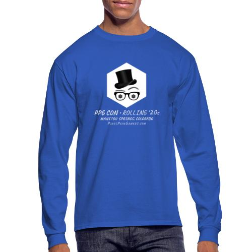 Pikes Peak Gamers Convention 2020 - Men's Long Sleeve T-Shirt