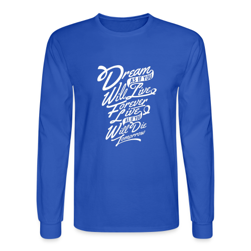 Dream - Men's Long Sleeve T-Shirt