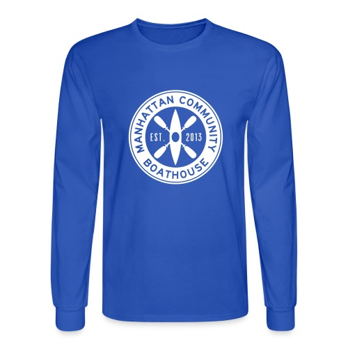 MCBH Logo - Men's Long Sleeve T-Shirt
