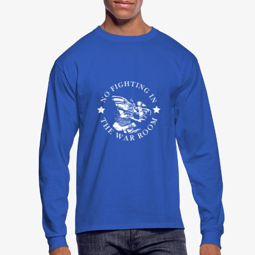 Napoleon's Ghost - Motto - Men's Long Sleeve T-Shirt