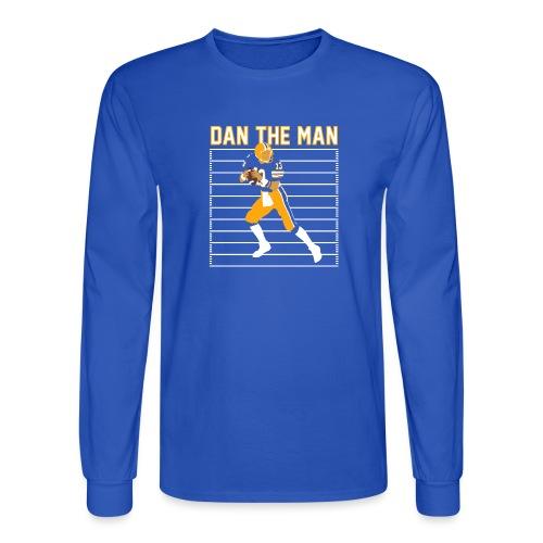 dan - Men's Long Sleeve T-Shirt