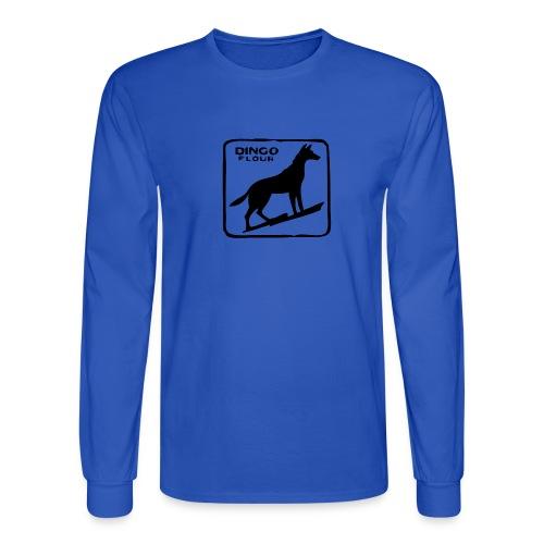 Dingo Flour - Men's Long Sleeve T-Shirt