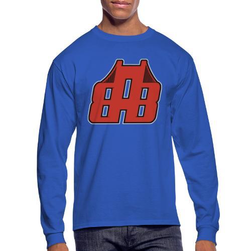 Bay Area Buggs Official Logo - Men's Long Sleeve T-Shirt