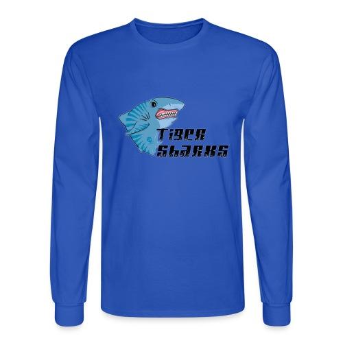 Tiger sharks - Men's Long Sleeve T-Shirt