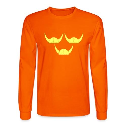 Tre Hjälmar Double-Sided T-Shirt - Men's Long Sleeve T-Shirt
