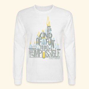 The Impossible - Men's Long Sleeve T-Shirt