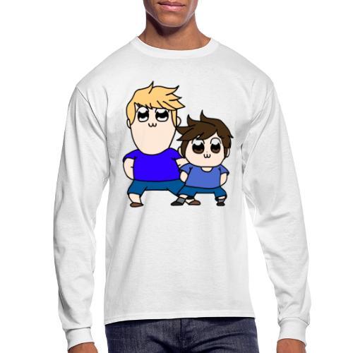 Pop Team Cohen 2 - Men's Long Sleeve T-Shirt