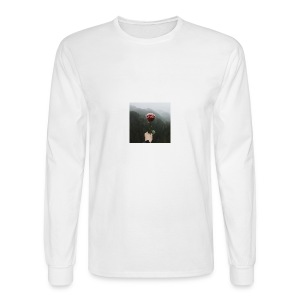 rose - Men's Long Sleeve T-Shirt