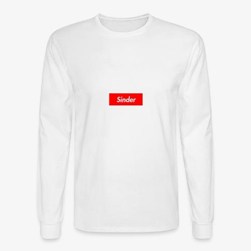 Sinder - Men's Long Sleeve T-Shirt
