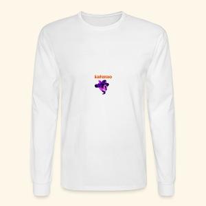 Simple design - Men's Long Sleeve T-Shirt