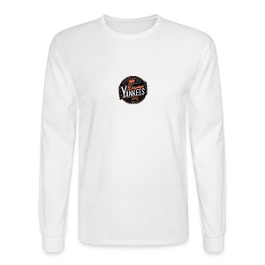 Damn Yankee BBQ - Men's Long Sleeve T-Shirt