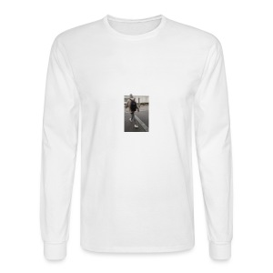 hoodie walker - Men's Long Sleeve T-Shirt