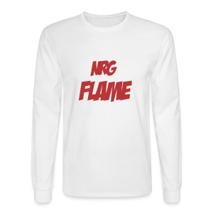 Flame For KIds - Men's Long Sleeve T-Shirt