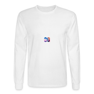 CG_Logo - Men's Long Sleeve T-Shirt