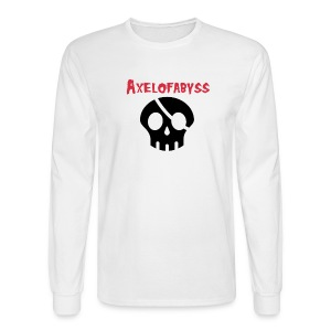 skull pirate 2 - Men's Long Sleeve T-Shirt