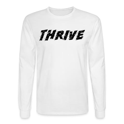 Thrive - Men's Long Sleeve T-Shirt