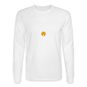 Flame (For cases and Cups) - Men's Long Sleeve T-Shirt