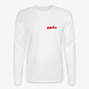 ZayTheFaME March - Men's Long Sleeve T-Shirt