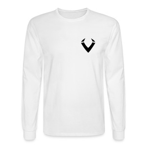Vision Logo - Men's Long Sleeve T-Shirt