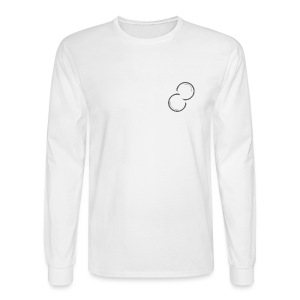 Curly Crew Simple - Men's Long Sleeve T-Shirt