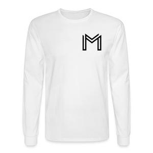 Mathias Official Logo - Men's Long Sleeve T-Shirt