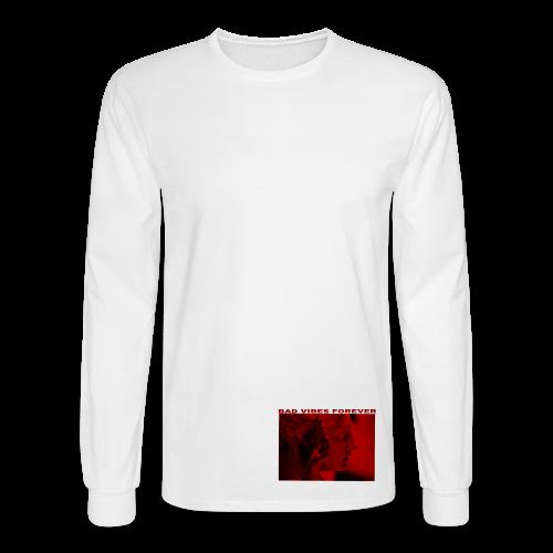 ELIAAZZ - bad VIBES forever - Men's Long Sleeve T-Shirt