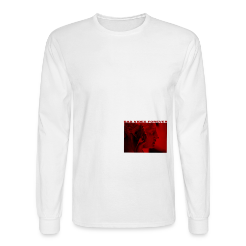 ELIAAZZ - bad VIBES forever - Men's Long Sleeve T-Shirt
