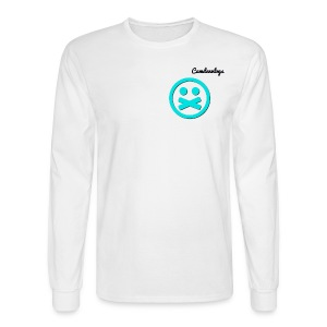 long sleeve all white athletic shirt - Men's Long Sleeve T-Shirt